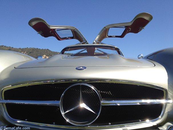 Gullwing Benz - MeinMoto.com