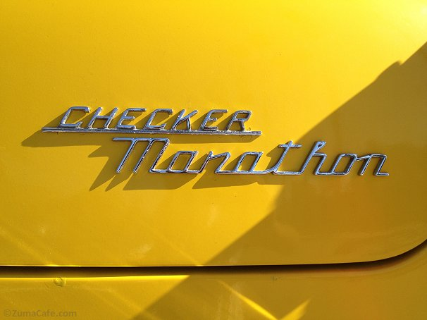 71 Checker Marathon - MeinMoto.com
