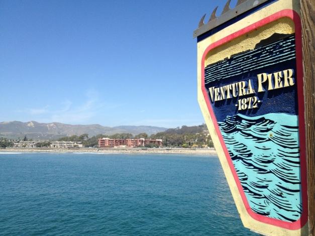 Ventura Pier View