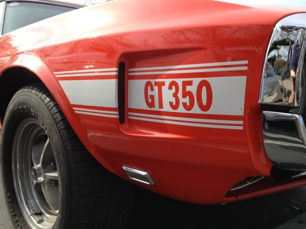 69 Ford Shelby GT350 - MeinMoto.com